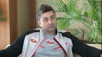 Adanaspor Teknik Direktörü Levent Şahin: Adana insanının potansiyelini biliyorum