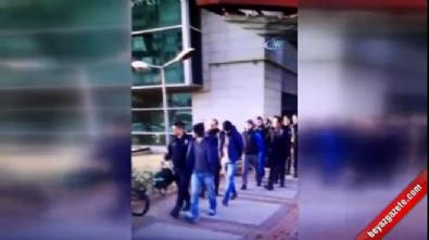 Mersin'de DEAŞ üyesi 4 Çeçen savaşçı yakalandı