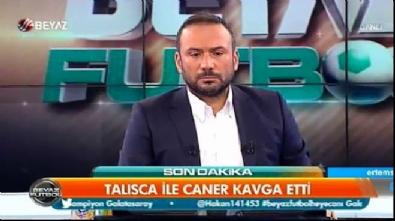 Beşiktaşlı futbolcular birbirine girdi
