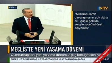 recep tayyip erdogan - Cumhurbaşkanı Erdoğan'dan flaş OHAL çıkışı