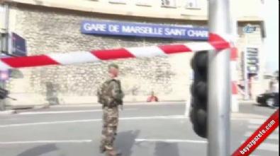 Marsilya'da bıçaklı saldırı: 2 ölü