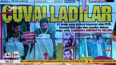 beyaz tv - Uyan Türkiyem 15 Ekim 2017