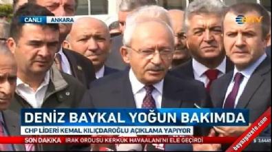 deniz baykal - Kılıçdaroğlu'ndan 'Baykal' açıklaması