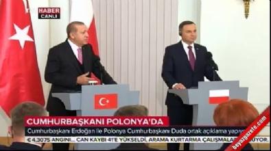 Cumhurbaşkanı Erdoğan: AB'nin kararını bekliyoruz