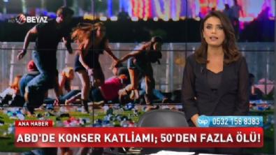 ferda yildirim - Beyaz Tv Ana Haber 2 Ekim 2017
