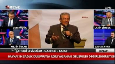 Latif Şimşek: Baykal'ın durumu ciddi