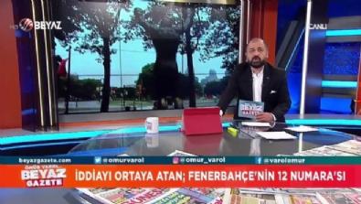 İşte Galatasaray'ın olay yaratan tribün şovu