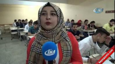 SİÜ'de Türkçe Öğrenim Merkezi'ne yoğun ilgi