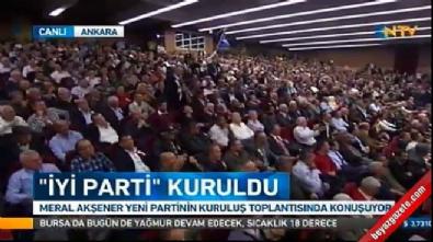 Meral Akşener'den başbakan tezahüratına iddialı karşılık