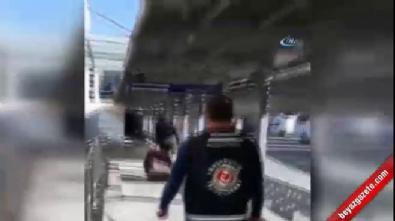 Valizden çocuk çıktı
