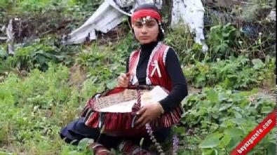 Çoban kız Hamdu Sena, Cumhurbaşkanlığı Külliyesi'ne kepenek giyerek gidecek