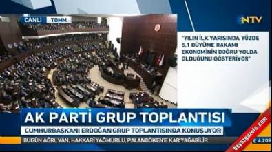 Cumhurbaşkanı Erdoğan: Bunu yapamazsak birçok musibet bizi bekliyor