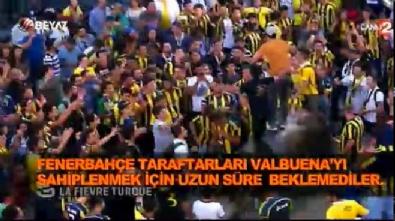 Valbuena'dan itiraf. Kulüpten beni uyardılar G.Saraylı'larla fotoğraf çektirme