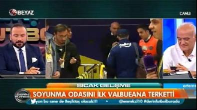 Ertem Şener: Valbuena, Aykut Kocaman'ın yüzüne bile bakmadı