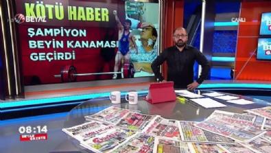 Naim Süleymanoğlu, beyin kanaması geçirdi