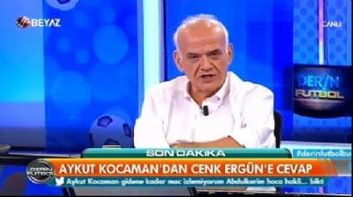 aykut kocaman - Ahmet Çakar: ''Aykut Kocaman suni bir futbol sekreteridir''