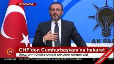 AK Parti Sözcüsü Ünal'dan, Kılıçdaroğlu ve Tezcan'a sert yanıt