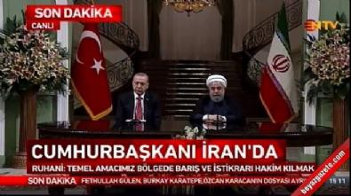 Ruhani: Kuzey Irak hatayı telafi etmeli