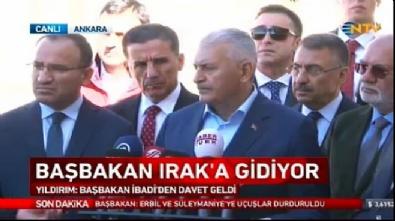 binali yildirim - Başbakan Yıldırım'dan Melih Gökçek açıklaması