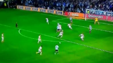 Messi'den hayattan soğutan şut