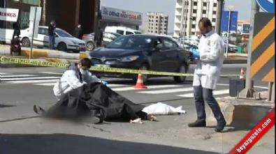 Şanlıurfa'daki kazalar kamerada