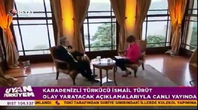 İsmail Türüt'ten Kadir İnanır hakkında bomba sözler