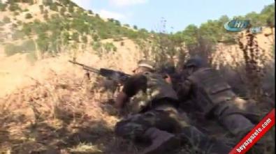 Diyarbakır'da 1'i ölü 3 terörist ele geçirildi