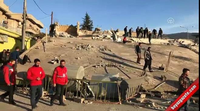 deprem - Türk Kızılayı Irak'taki deprem bölgesinde