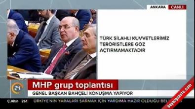 Bahçeli'den CHP'ye 'Atatürk' tepkisi