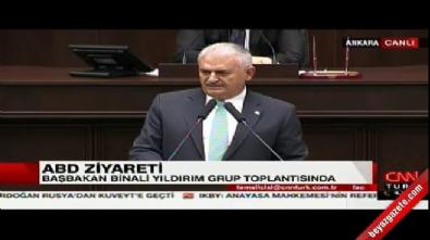 basbakan - Başbakan Yıldırım'dan ABD'ye tepki: Daha ne delil soruyorsun
