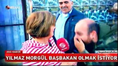 Yılmaz Morgül Başbakan olmak istiyor