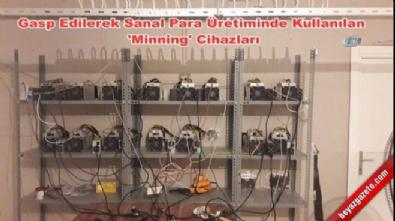 Türkiye'de ilk sanal gasp çetesi çökertildi