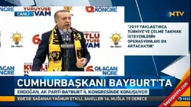 Cumhurbaşkanı Erdoğan'dan NATO açıklaması