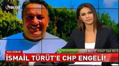 İsmail Türüt'ten CHP'ye tepki