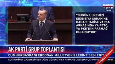 AK Parti grubuna damga vuran olay