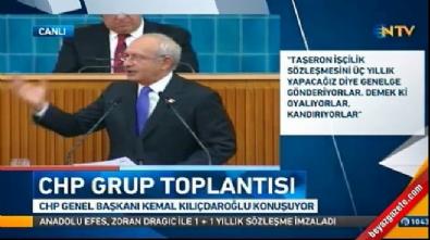Kılıçdaroğlu: Asgari ücret net 2 bin lira olmalı