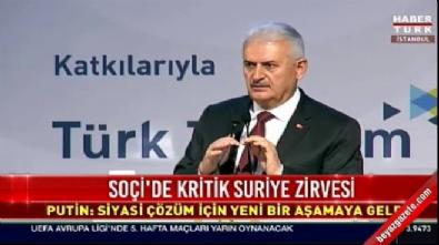basbakan - Başbakan Yıldırım'dan Sarraf kumpası açıklaması