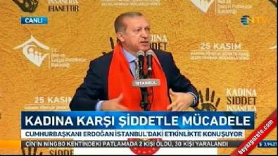 Cumhurbaşkanı Erdoğan: Yurt dışında 1 kuruş param yok