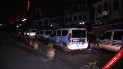 silahli saldiri - Ankara'da otomobilden polise ateş açıldı