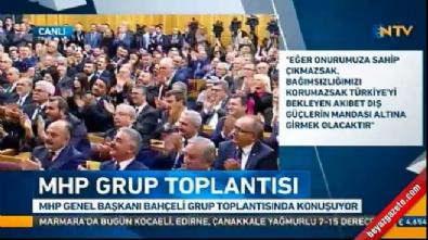 devlet bahceli - Bahçeli'den CHP'ye eleştiri