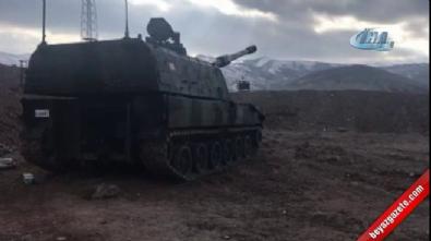 pkk teror orgutu - Tendürek Dağı'nda PKK'ya yönelik operasyon