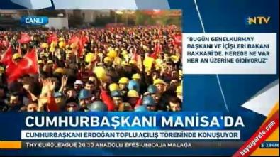 Erdoğan'dan Kandil ve Sincar mesajı