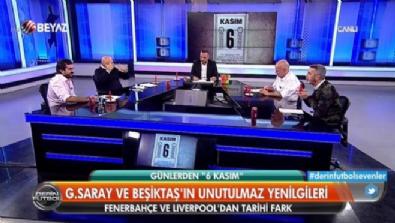 ahmet cakar - Derin Futbol 6 Kasım 2017
