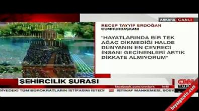 Cumhurbaşkanı Erdoğan'dan Mimarlar Odası'na çok sert tepki