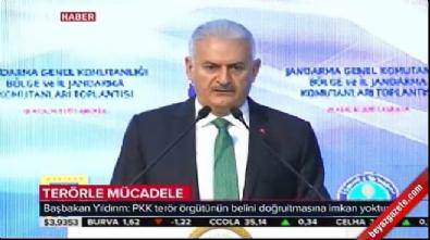 basbakan - Binali Yıldırım: PKK bir daha belini doğrultamaz