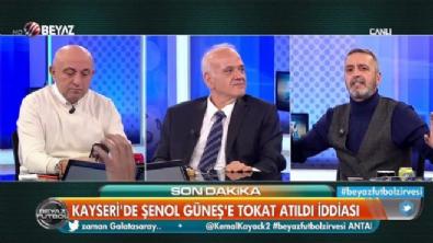 A.Durmaz: Penaltı kararını Ahmet Nur Çebi'ye sorun