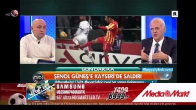 Ahmet Çakar: Penaltı ve kırmızı kart doğru