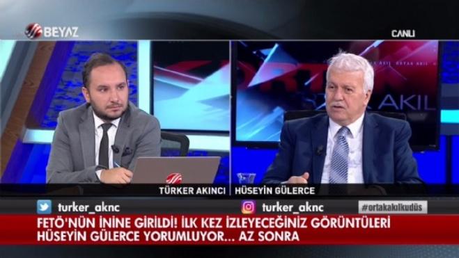 turker akinci - Ortak Akıl 10 Aralık 2017
