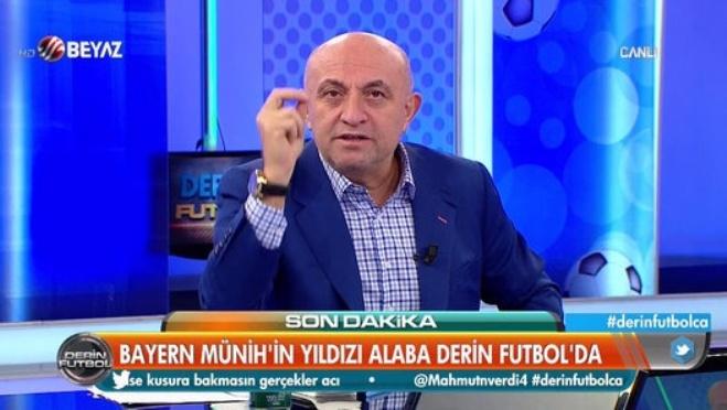 ahmet cakar - Derin Futbol 11 Aralık 2017