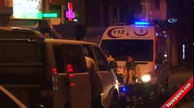 Kadıköy'de intihar... 40 yaşındaki kadın iş yerinde intihar etti İzle